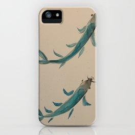 carp harmony iPhone Case