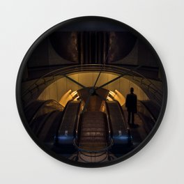 Stairway to Hell Wall Clock