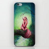 kodama iPhone & iPod Skins featuring KODAMA by _Shara_