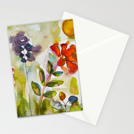 Happy colors :) Stationery Cards
