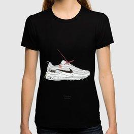 N I K E x Off-White The 10 : Air Max 97 OG T-shirt