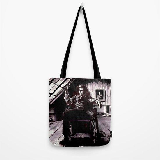 Benjamin Barker Tote Bag