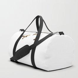 Fox Snow Jump Duffle Bag