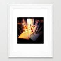 fairytale Framed Art Prints featuring Fairytale by Emma Design Digital Arts