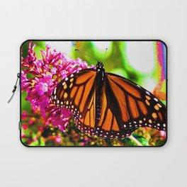 Butterfly Beauty Laptop Sleeve