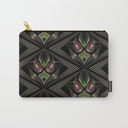 Art Deco 35 . Mystic . Carry-All Pouch