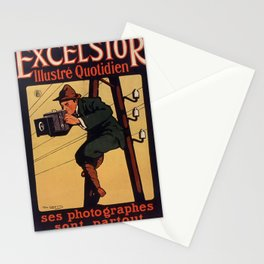Excelsior Stationery Cards