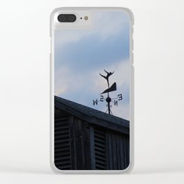 Jacob's Pillow Clear iPhone Case
