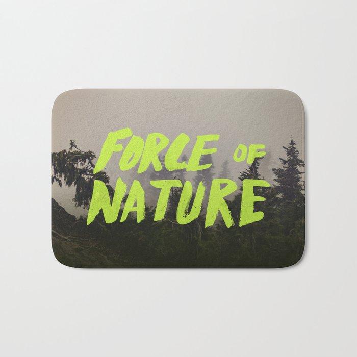 Force of Nature x Cloud Forest Bath Mat