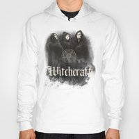 witchcraft Hoodies featuring Witchcraft by Corpse inc