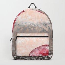 Lips frozen in time Backpack