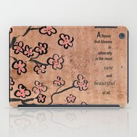 mulan iPad Cases featuring mulan  quote by studiomarshallarts