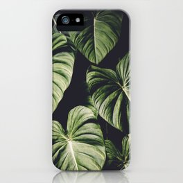 Monstera America iPhone Case