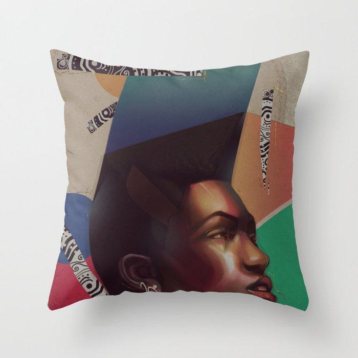 Grace Throw Pillow