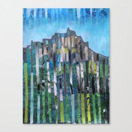 Edinburgh Castle 3 Canvas Print