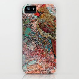 Thicket Starlet iPhone Case