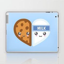 Milk & Cookie Laptop & iPad Skin