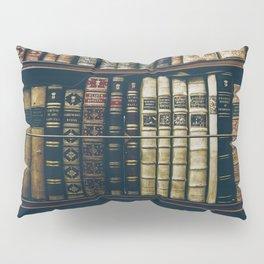 The Bookshelf (Color) Pillow Sham