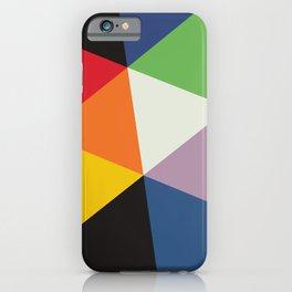 SWISS MODERNISM (MAX BILL) iPhone Case