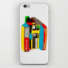 Captures Great Moments (color toy) iPhone & iPod Skin