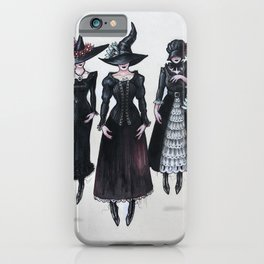Coven #2 iPhone Case