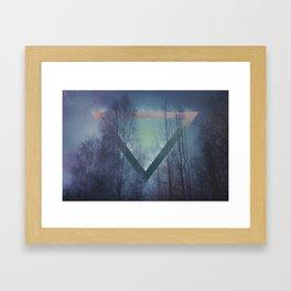 Pagan mornings Framed Art Print