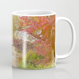 Fall in Central Park, NYC Coffee Mug