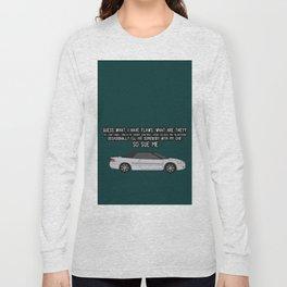 SO SUE ME Long Sleeve T-shirt