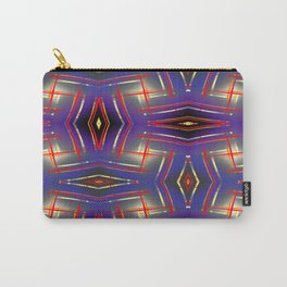 Mating Birds - Purple 3 Carry-All Pouch