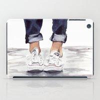 converse iPad Cases featuring Converse by Bridget Davidson