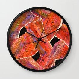Sane Basketcase Wall Clock