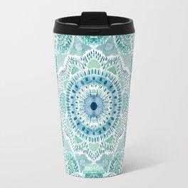 INNERNET Mint Mermaid Medallion Travel Mug