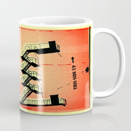 Stairs Up Mug