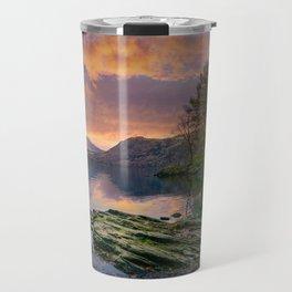 Fall on the Rocks Travel Mug