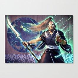 Daigo Sensei Canvas Print