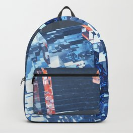 CRYSTAL EXPLOSION Backpack