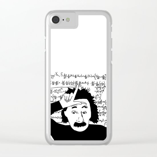 You just don't get it Clear iPhone Case