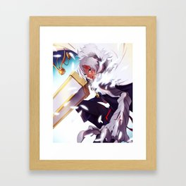Allen Framed Art Print
