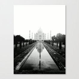 The Taj Canvas Print
