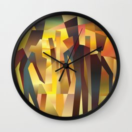 Just Another Day Wall Clock