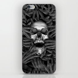 Hell Reclaims It's Own iPhone Skin