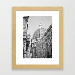 Cattedrale di Santa Maria Framed Art Print