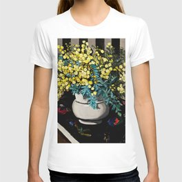 """Wattle"" by Margaret Preston T-shirt"