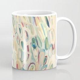 Enclosure Abstract Expressionist Modern Art Coffee Mug