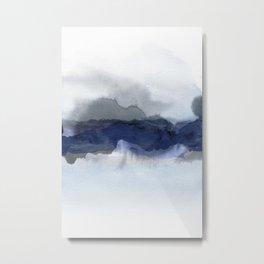 Superimposed 002 Metal Print