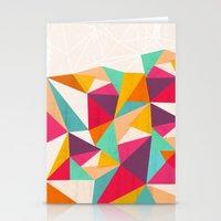 diamond Stationery Cards featuring Diamond by Kakel