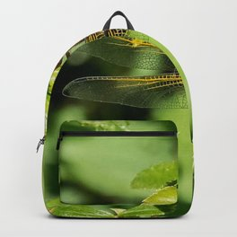 Lounging Dragonfly Backpack