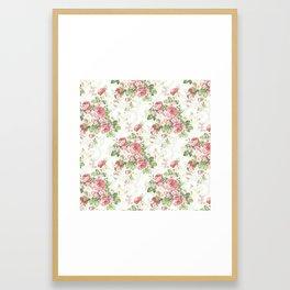 SOUTHERN BELLE FLORAL  Framed Art Print