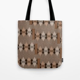 Op Art 184 Tote Bag