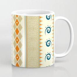 Ethnic Pattern Coffee Mug